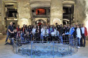 appARTEniamo a Napoli alle Catacombe di San Gennaro