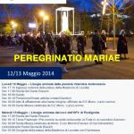 Peregrinatio Mariae 2014