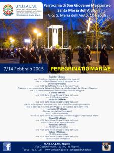 Peregrinatio Mariae 2015
